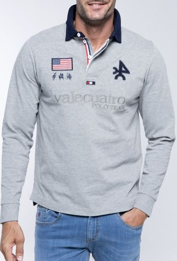 Rugby Usa gris